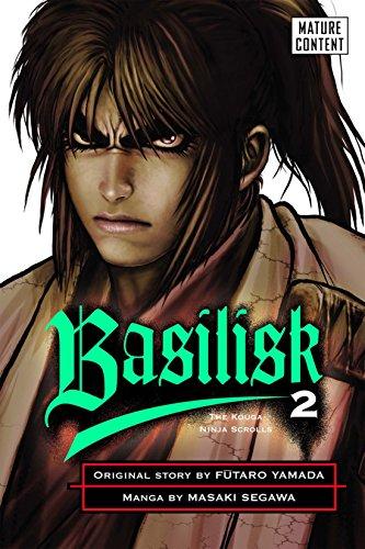 Amazon.com: Basilisk Vol. 2 eBook: Futaro Yamada, Masaki ...