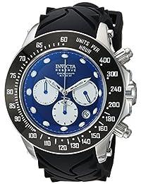 Invicta Men's 22137 Reserve Analog Display Swiss Quartz Black Watch