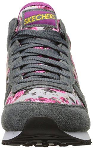 Skechers Originals OG 85 Hollywood Rose Zapatillas de deporte, Mujer, Gris (Gypk), 37