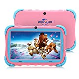"""Best Kid Tablets - Kids Tablet,7"""" HD Display with Eye Protection Screen Review"""