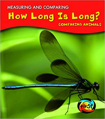Book How Long Is Long?: Comparing Animals (Measuring and Comparing)
