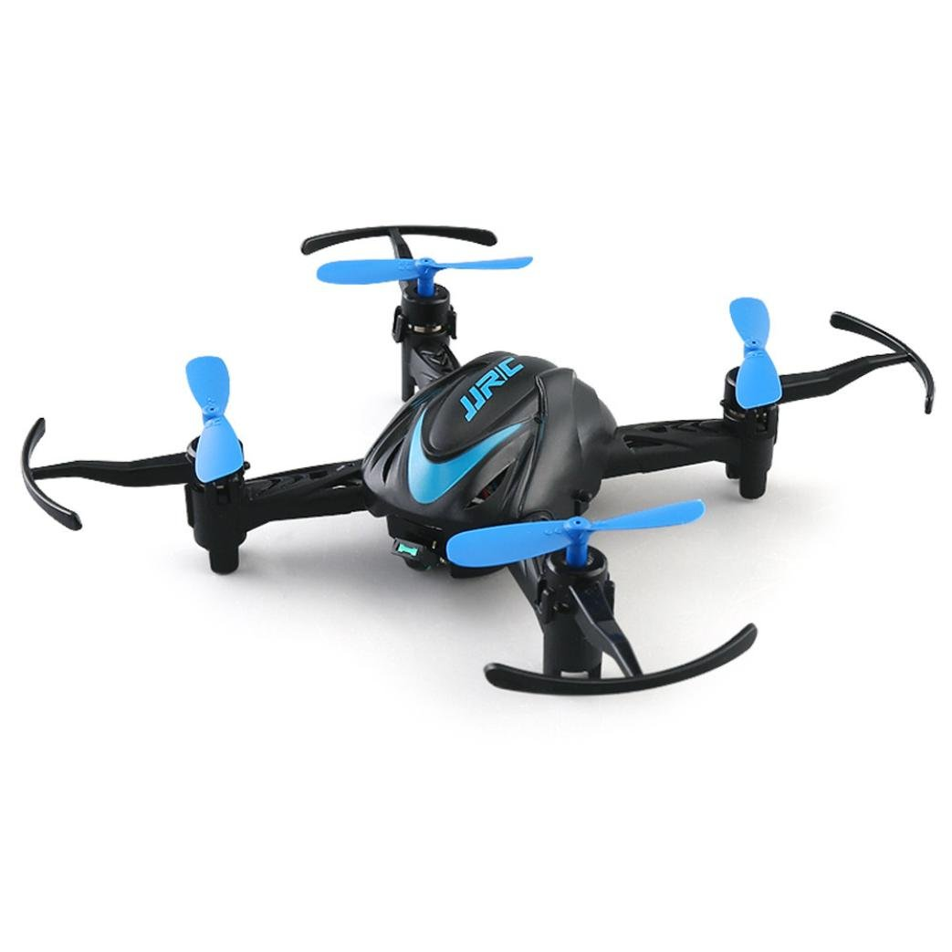 gaddrt Mini JJRC H48 RC Quadcopter Mini Drone de 6 ejes Gyro ...
