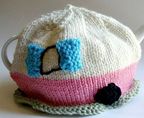 Caravan Knitted Teapot Cozy