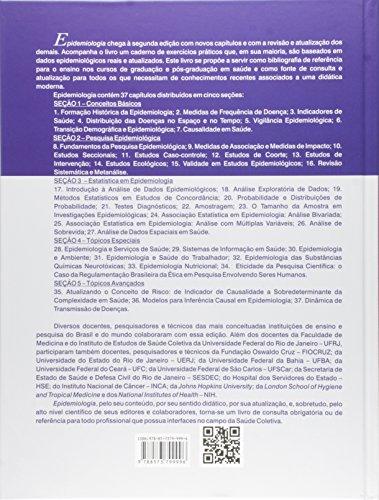 Epidemiologia (+ Caderno de Exercícios)