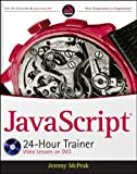 JavaScript 24-Hour Trainer, Jeremy McPeak, 0470647833