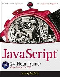 JavaScript 24-Hour Trainer (Wrox Programmer to Programmer)