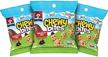 Quaker Chewy Bites Chocolate Chip Granola Snacks 1 oz 16 Bags