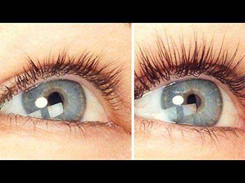 Hairgenics Lavish Lash – Eyelash Growth Enhancer & Brow Serum for Long, Luscious Lashes and Eyebrows.!