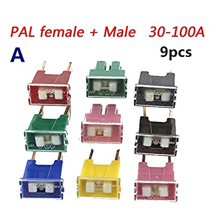 best design 9 12 24 30 60 108pcs car fuse box automotive  vintage automotive fuse box #5