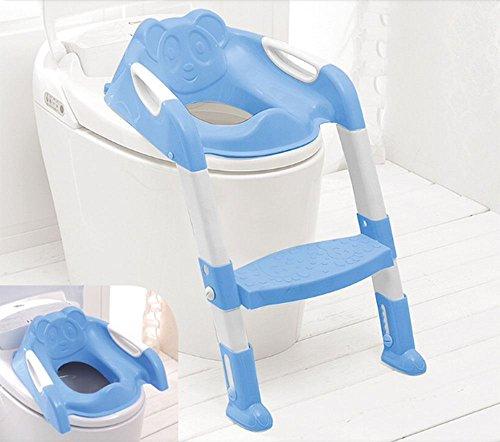 Baby Kleinkind Töpfchen Training WC-Leiter Sitz Schritte