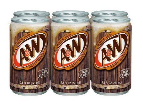 a and w root beer - 4