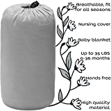 Lazy Monk Baby Wrap Carrier Organic Cotton