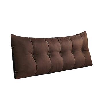 Amazon.com: Almohada rectangular CSQ, sofá de cama, gran ...