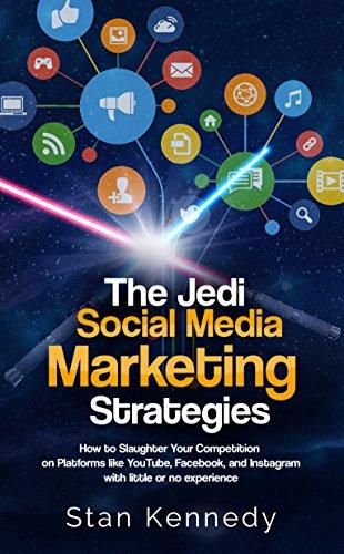 Amazon com: The Jedi Social Media Marketing Strategies: How