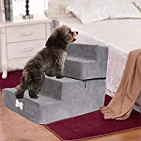Rikey Escaleras para Perros Escaleras para Gatos, escaleras para ...