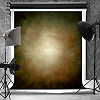 Kate 6.5x10ft Portrait Photography Backdrops No Wrinkle Seamless Brown Abstract Photo Studio Backdrop