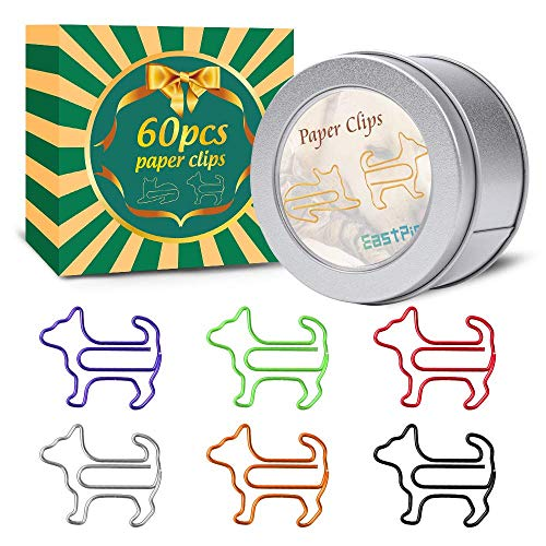 Dog Paperclips Office Supply Student
