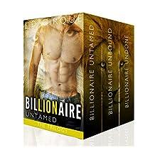 Billionaire Untamed: The Trilogy (BBW Werelion Shifter Menage)