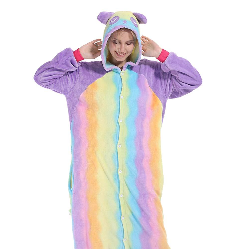 Cow Spyro Unisex Adult Animal Onesie for Women /& Men Animal Costume Plush Pajamas Kigurumi Cat Dinosaur Bunny Giraffe