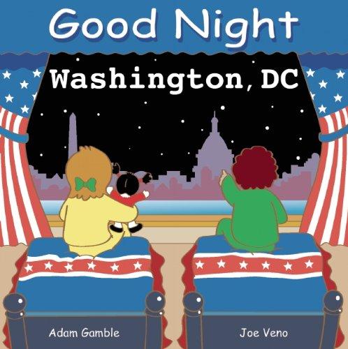 Good Night Washington, DC - In Mall Memorial City Shops