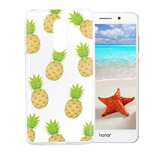 66 opinioni per Cover Huawei Honor 6X Silingsan Cover in Silicone TPU per Huawei Honor 6X