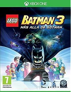 Lego Batman 3: Beyond Gotham: Amazon.es: Videojuegos