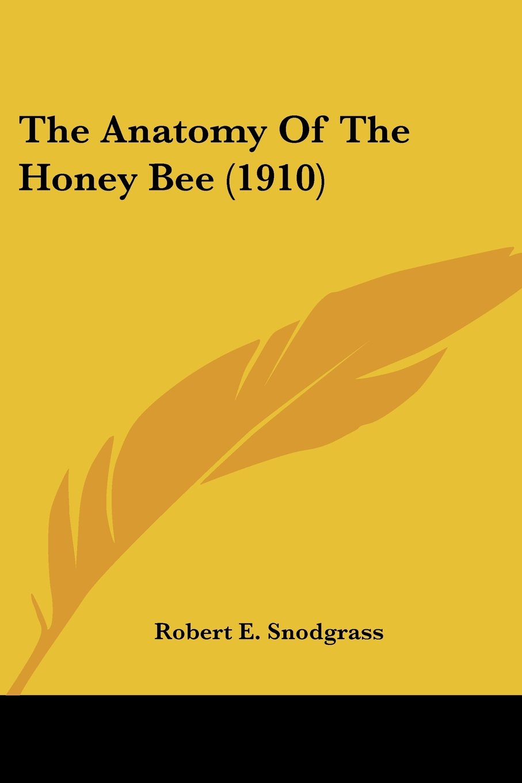 The Anatomy Of The Honey Bee (1910): Robert E. Snodgrass ...