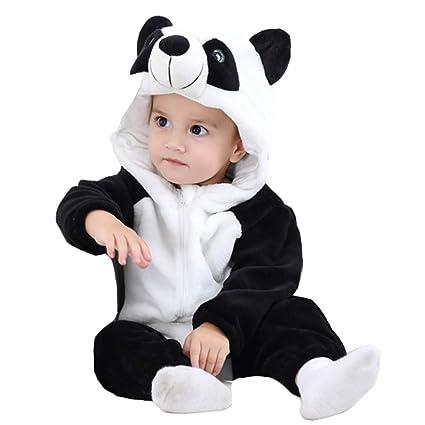 GXYCP Juego De Arrastre para Bebé Niña Linda Animal Estilo Pijamas Franela Comodidad Cálido Servicio A