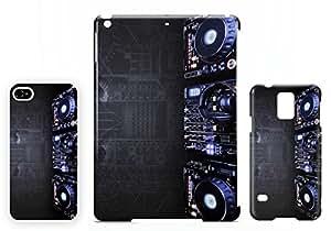 Dj Turntables Samsung Note 5 Fundas del teléfono móvil de calidad
