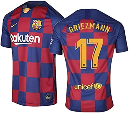 maillot Griezmann Barcelone 2020 + Short