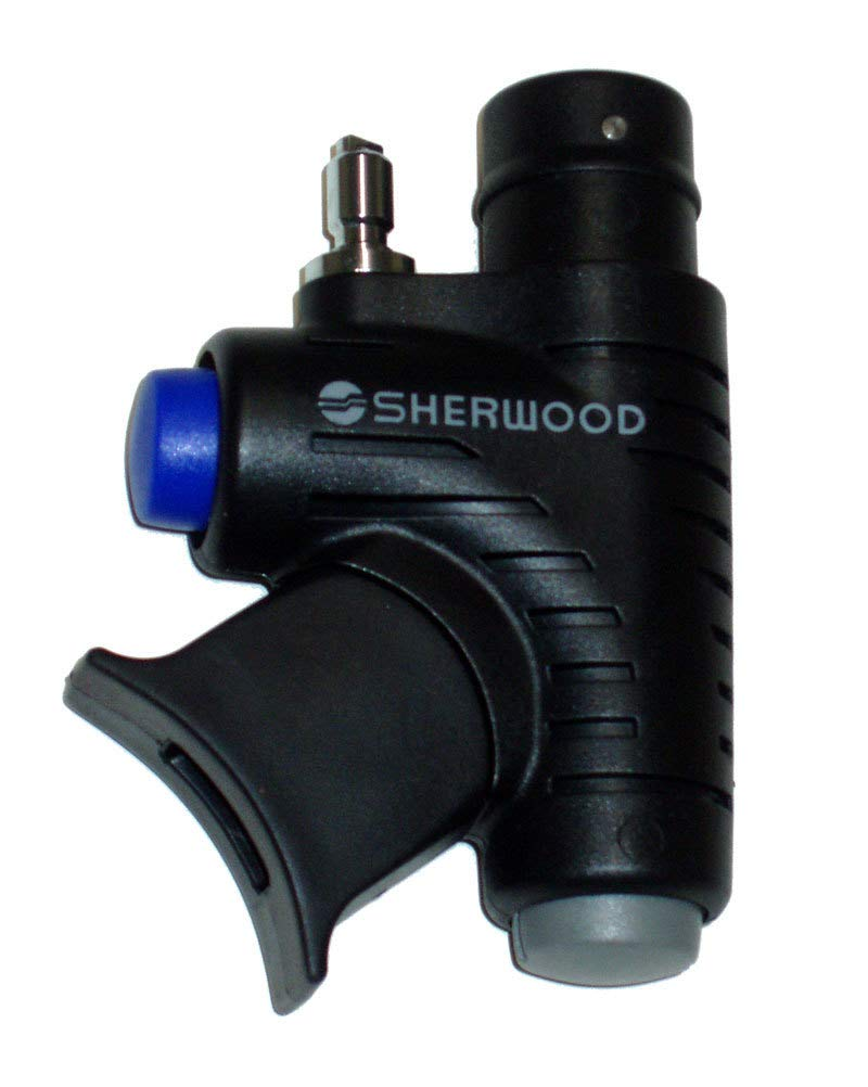 Sherwood Scuba BCD Power Inflator Valve Assembly Handle