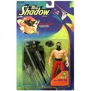 Amazon.com: Kenner The Shadow Ninja Shadow Action Figure ...