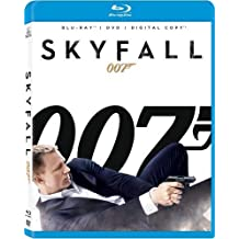 Skyfall (Blu-ray/ DVD + Digital Copy) by Twentieth Century Fox