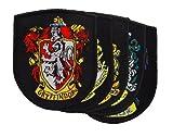 (US) Cinereplicas Official Harry Potter Crest Patch Set