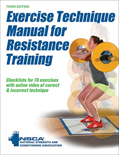Exercise Technique Manual for Resistance Training ()