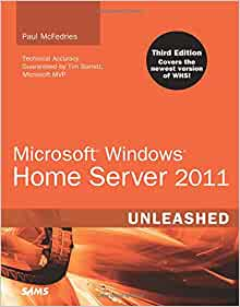 Microsoft Windows Home Server 2011 Unleashed 3rd Edition border=