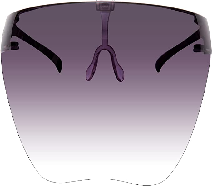 Details about  /Sunglasses Large Lens Glasses Cycling Eyewear Reusable Goggle Shields