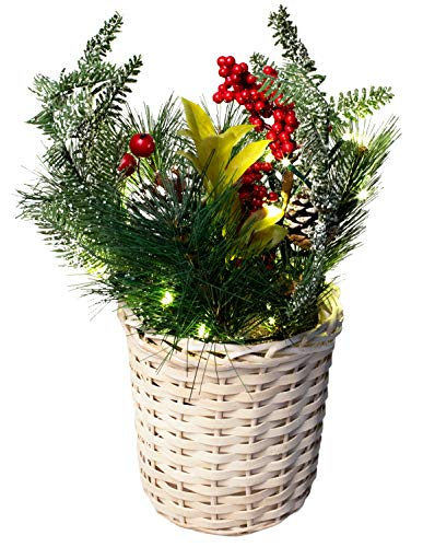 pine cone basket - 5