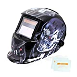 Tekware Welding Helmet Solar Power Auto Darkening Hood Welder Mask Breathable Grinding Helmets