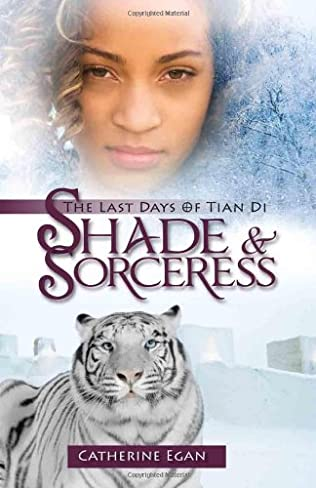 book cover of Shade & Sorceress
