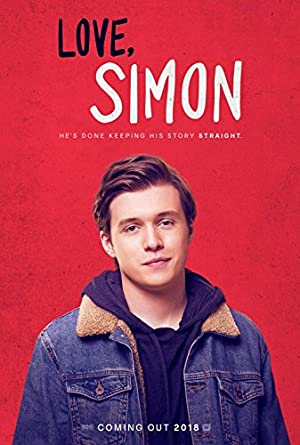 Image result for love simon poster