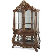 AICO Chateau Beauvais Curio Cabinet - 75505R