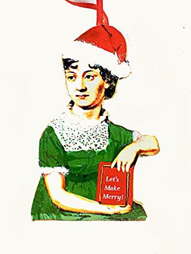 Hallmark book ornament