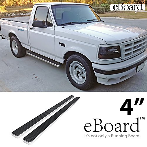 Compare Price: Running Boards 1995 F150