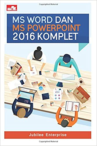 ms word dan ms powerpoint 2016 komplet indonesian edition amazon in