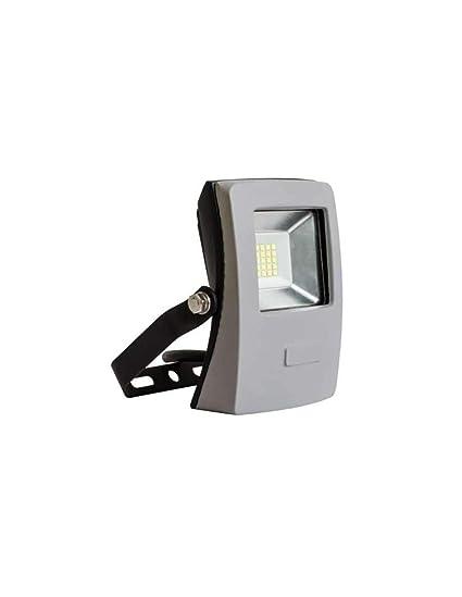 Proyector LED 10 W Fin IP65 Pro Ecolux blanco neutro (4200 K ...