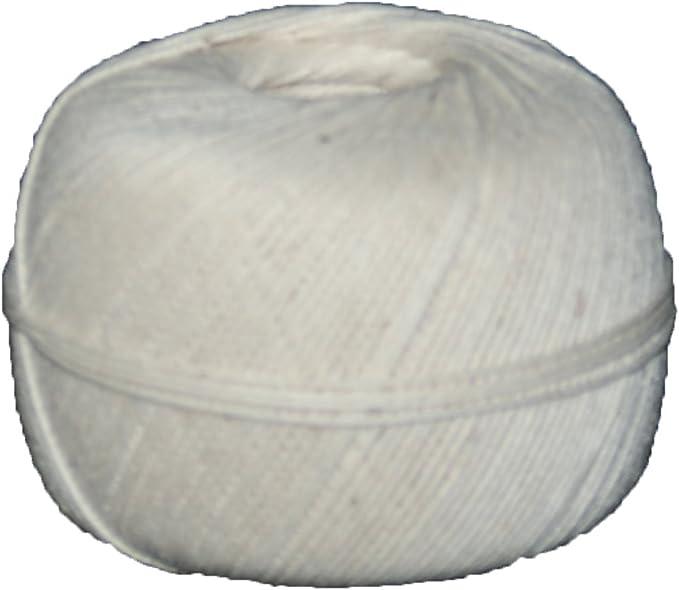 T.W Evans Cordage 06-160 16 Poly Cotton Twine 2-Pound Cone 2400-Feet T.W Evans Cordage Co.