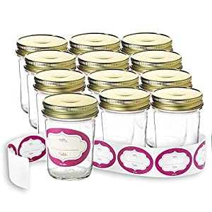 51acTGN2GmL._SS300_ Mason Jar Wedding Favors
