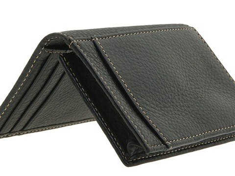 Torino Leather Co Mens Gusseted Card Case
