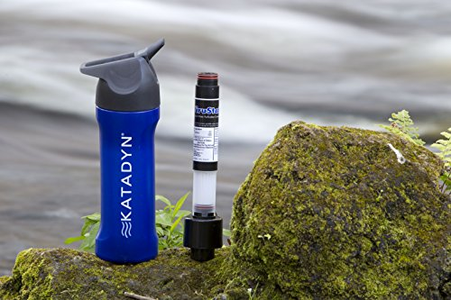 Katadyn MyBottle Microfilter Bottle Purification System